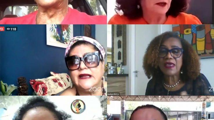 APLB reúne educadores da rede municipal de Salvador em primeiro webinário da entidade