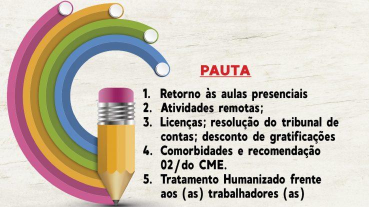 """Webinário """"APLB em Diálogo Permanente com os Trabalhadores da Educação Pública Municipal de Salvador""""; inscreva-se!"""