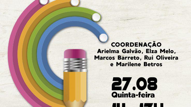 """Acesse o link e participe!  Webinar – """"A APLB em Diálogo Permanente com os Trabalhadores (as) da Educação Pública Municipal de Salvador"""". É nesta QUINTA (27/08), às 14h"""