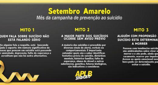ARTIGO – Por Zenaide Ribeiro – Setembro Amarelo, mês de prevenção ao Suicídio. Precisamos falar sobre o tema!