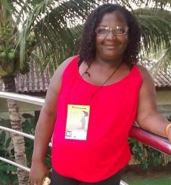 Pesar pela morte da professora Maria José Ferreira, do Núcleo de Terra Nova