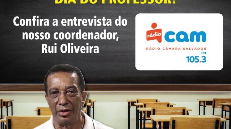 APLB participa do Programa Café Duplo na Rádio Câmara Salvador. Aperte o play e confira!