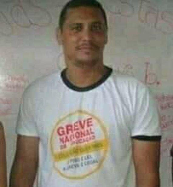 IAÇU – Pesar pela morte do professor Jean Carlos Santana