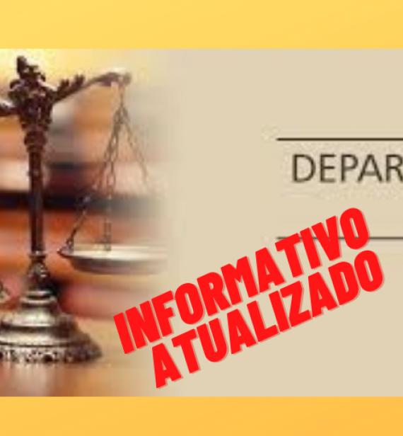 INFORMATIVO ATUALIZADO DO DEPARTAMENTO JURÍDICO –   ATENÇÃO PARA NOVAS ORIENTAÇÕES SOBRE URV E RECLASSIFICAÇÃO