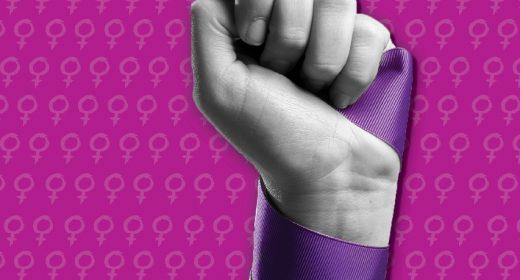 Cartaz Dia Internacional da Mulher 2021