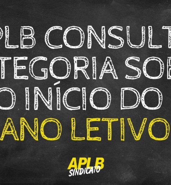 Início do Ano Letivo: APLB realiza pesquisa na rede estadual; veja o resultado