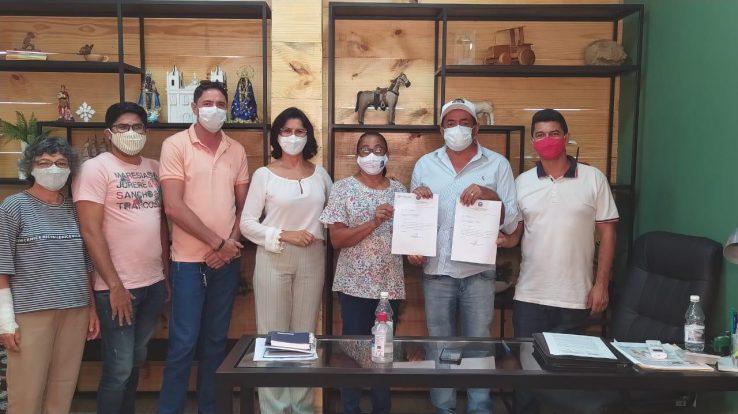 Em Paripiranga, APLB se reúne com gestores municipais e garante avanços na valorização dos trabalhadores em educação