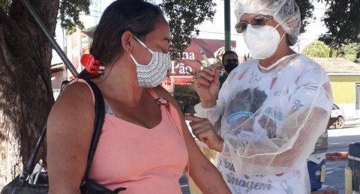 """Regional Oeste: Depoimento da professora Alamy dos Santos – """"O Cumprimento da Palavra"""""""