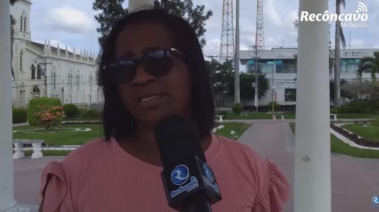 AMARGOSA – MOÇÃO DE SOLIDARIEDADE À PROFESSORA MARIA NILDA E REPÚDIO POR ATO DE VIOLÊNCIA POLICIAL