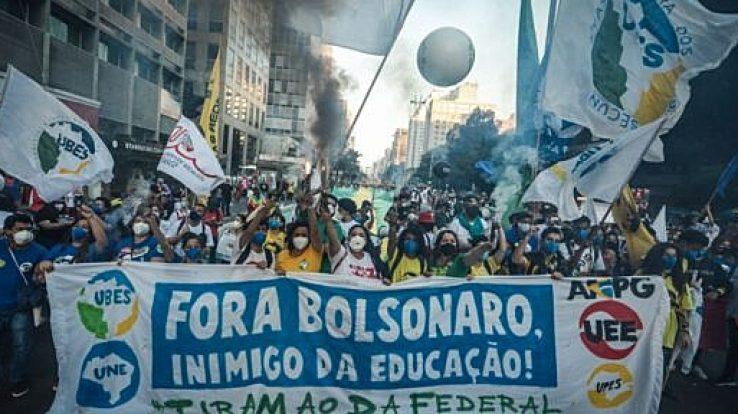 Por Heleno Araújo – Bolsonarismo: retrocesso civilizatório e da Educação