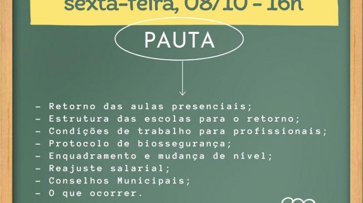 APLB-MANGABEIRA CONVOCA PARA REUNIÃO  NESTA SEXTA 16H