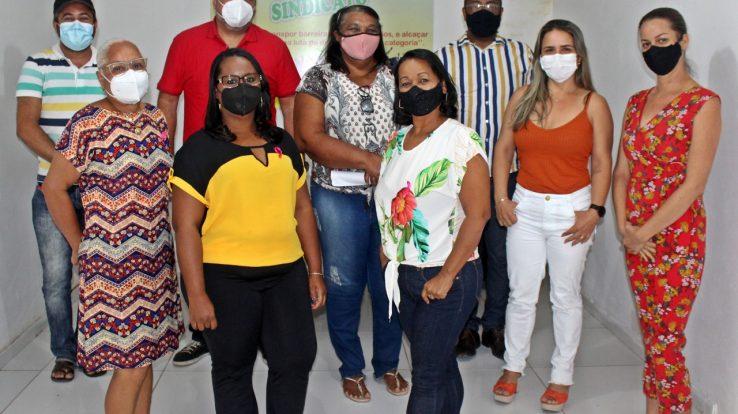Delegacia do Planalto promove reunião com coordenadores de núcleos sindicais